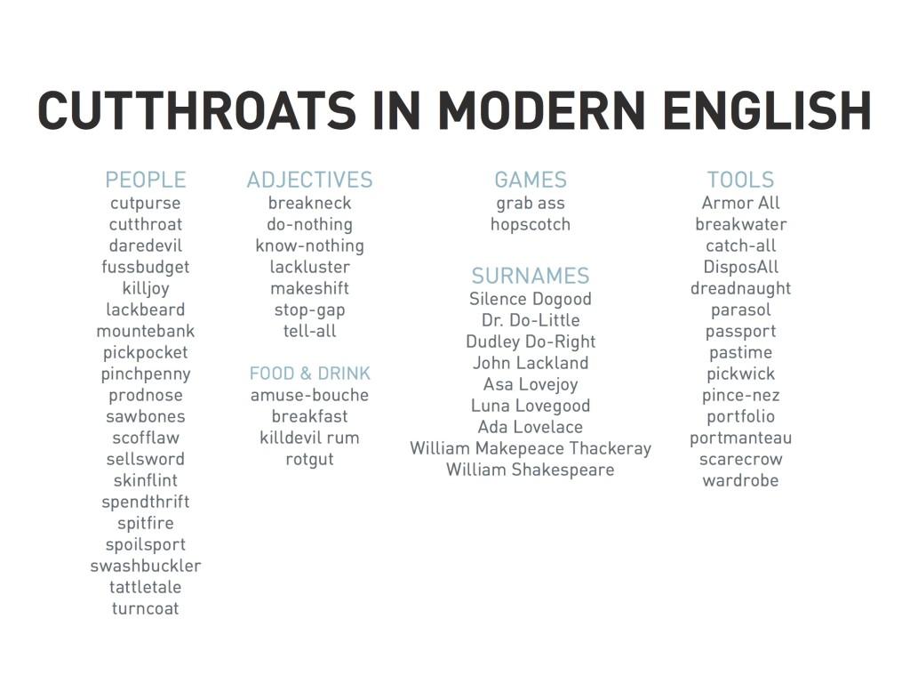 ModernCutthroats